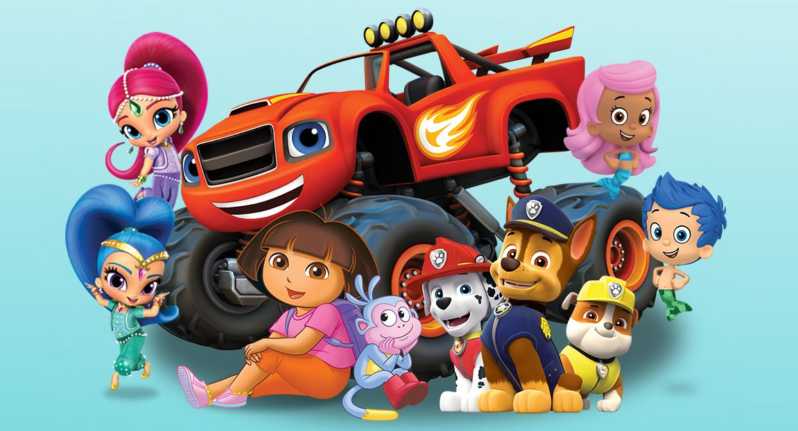 Paw Patrol Halloween Special 2020 NickALive!: October 2020 on Nick Jr. Central and Eastern Europe