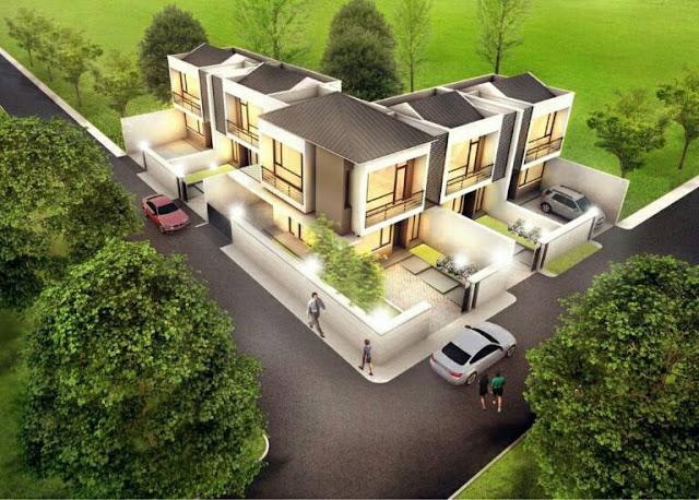 PROMO Rumah Mewah DP 10 Juta Di Jati Asih Bekasi CASA DE LUCA RESIDENCE