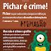 POLÍCIA MILITAR DETÉM ADOLESCENTES PICHADORES NO CENTRO DE REGISTRO-SP