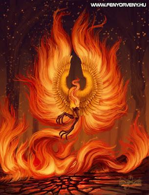 Tűzelementálok