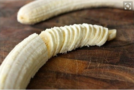 Chips de bananas