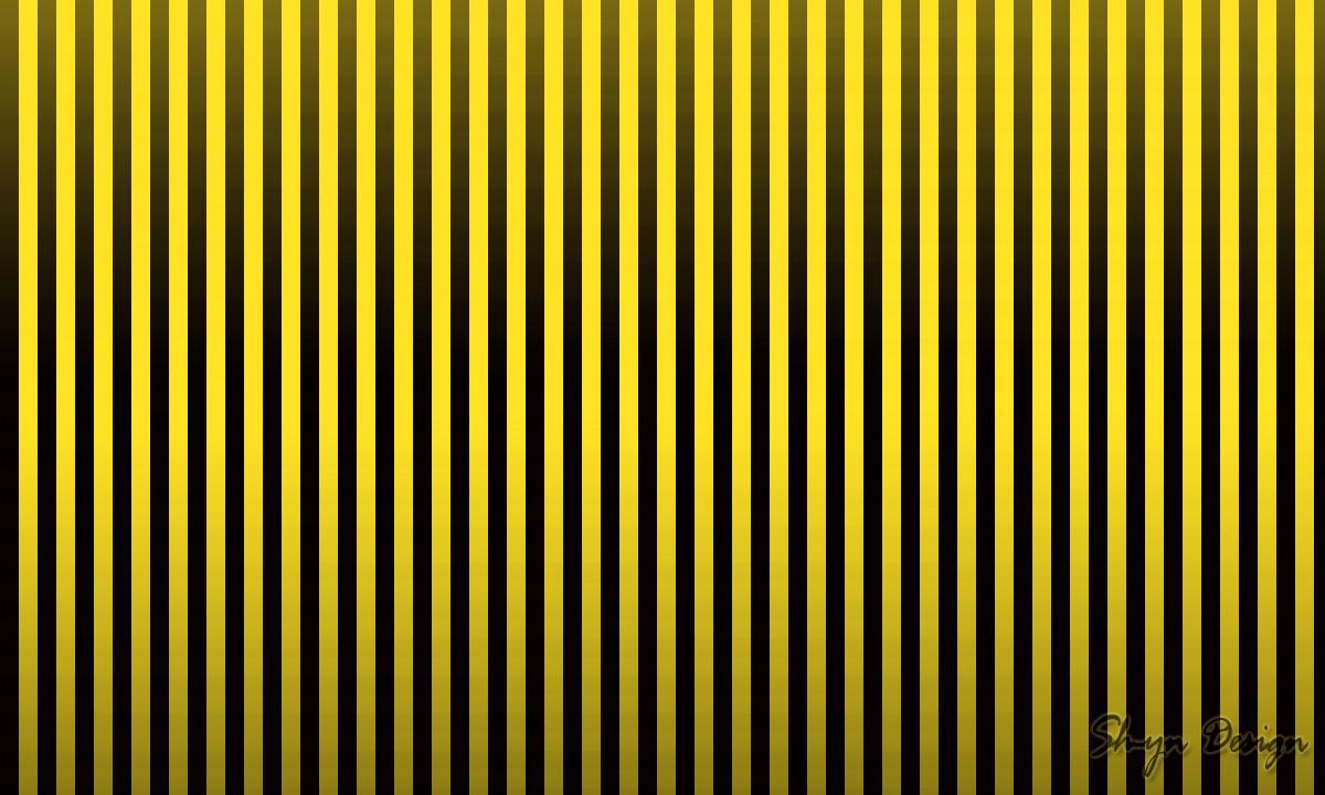 Black And Blue Floral Wallpaper Sh Yn Design Stripe Pattern Wallpaper Yellow Black