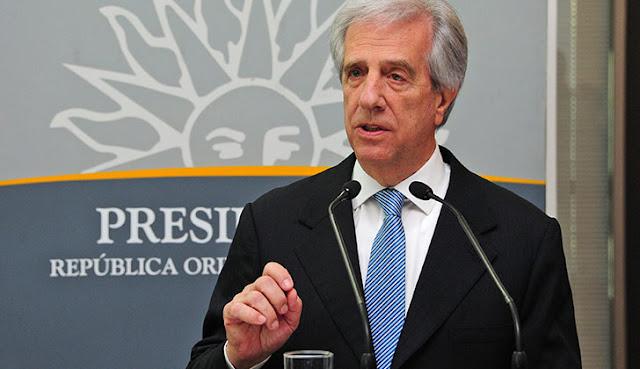 Uruguay apoyó sanción a Venezuela por temor a represalias del Mercosur