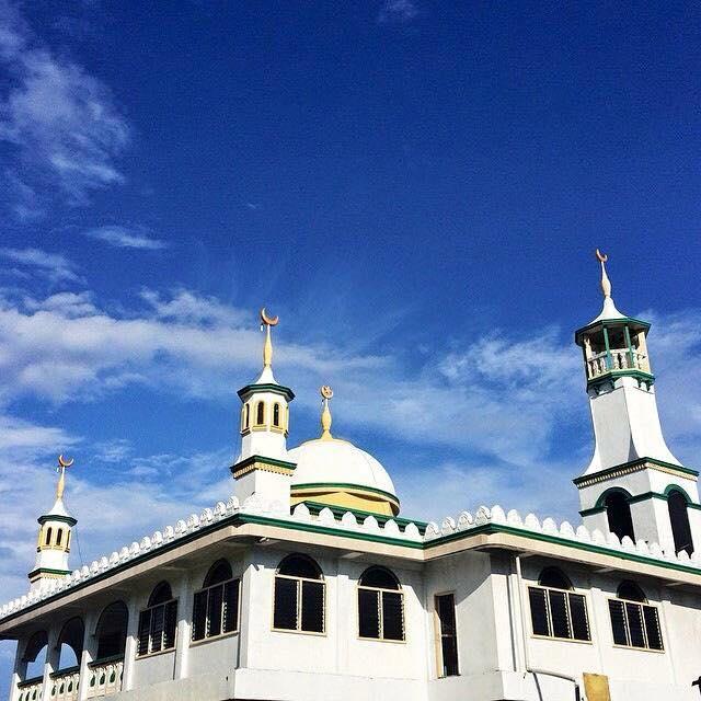 Beautiful Masjid In The Philippines Ubol Simunu In Jizan Image