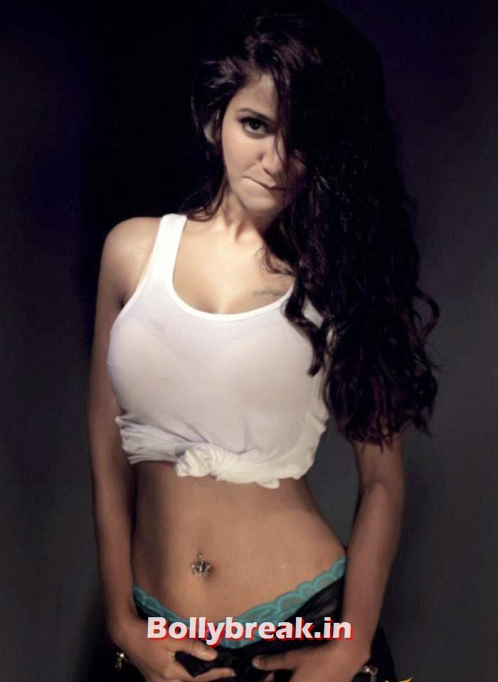 Satya 2 Actress Ankita Soti, Anaika Soti Hot Navel Pics