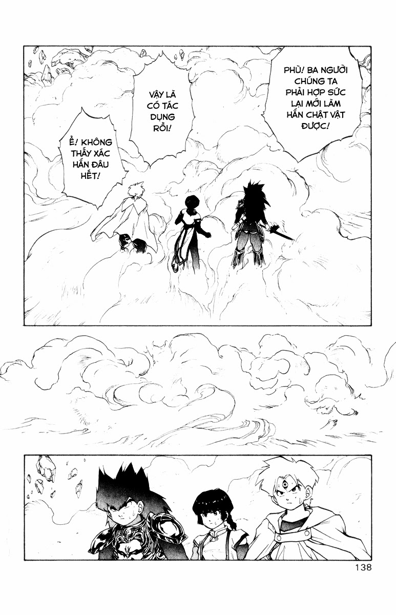 Dragon Quest: Emblem of Roto chap 36 trang 42