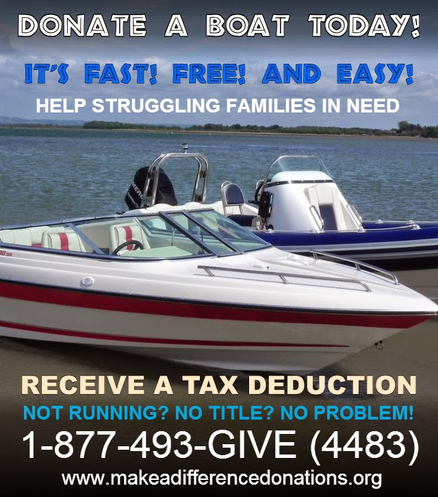 Donate Boat U.S.A. : Donate Your Boat To Local Charity Los Angeles