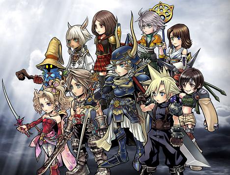 Dissidia Final Fantasy: Opera Omnia - Seven