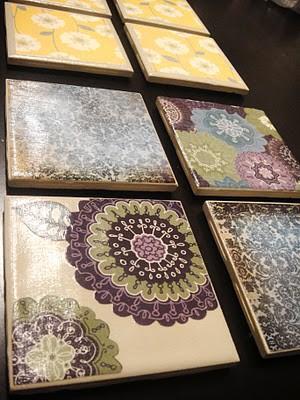 NinjaDiva: Scrapbook Paper Crafts