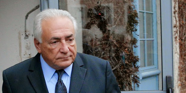 Two ex-prostitutes drop their civil case against former IMF chief Dominique Strauss-Kahn