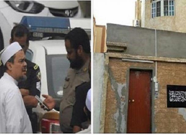 Jubir FPI: Ada Yang Ingin Mencelakai Habib Rizieq