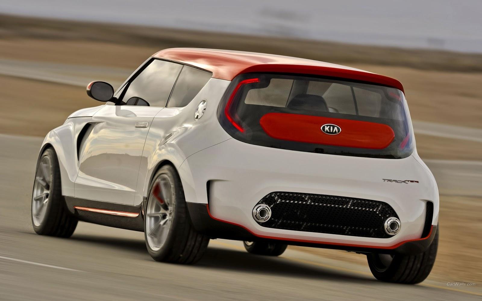 Kia Motors Car Wallpapers