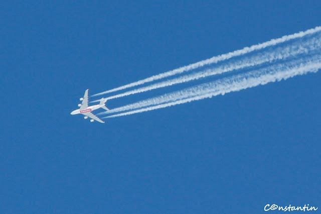 Avioane - Zbor la mare înãltime - blog FOTO-IDEEA
