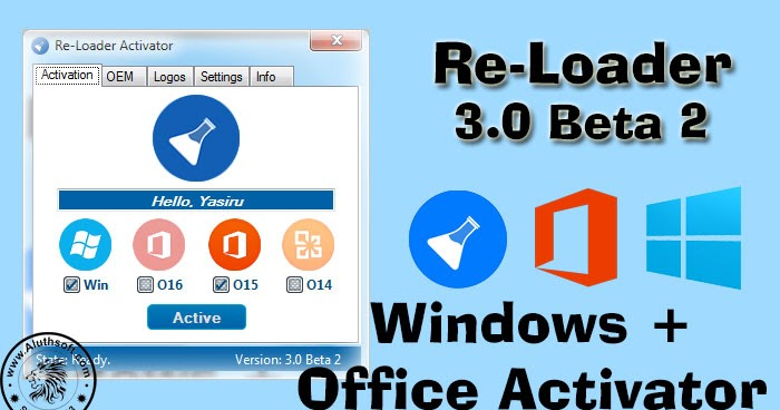 re-loader activator 3.0 beta 2