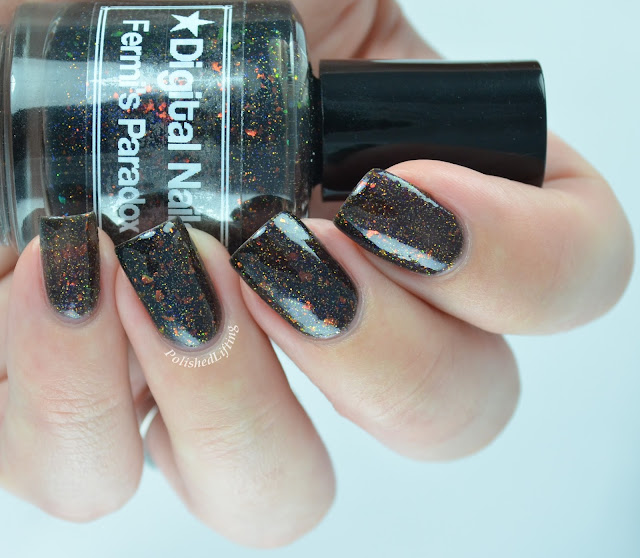 Digital Nails Fermi's Paradox September LE