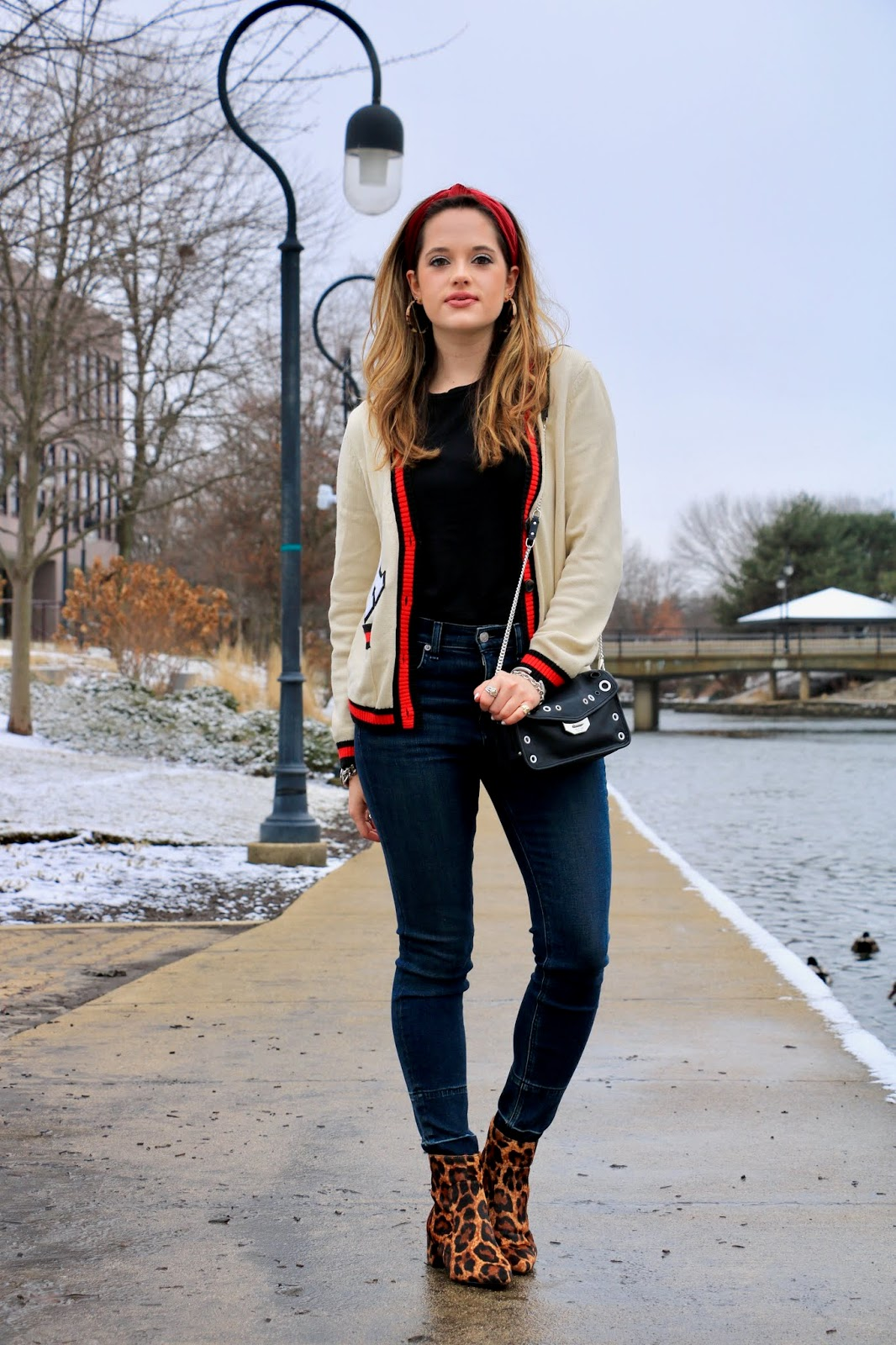Nyc fashion blogger Kathleen Harper's winter outfit idea