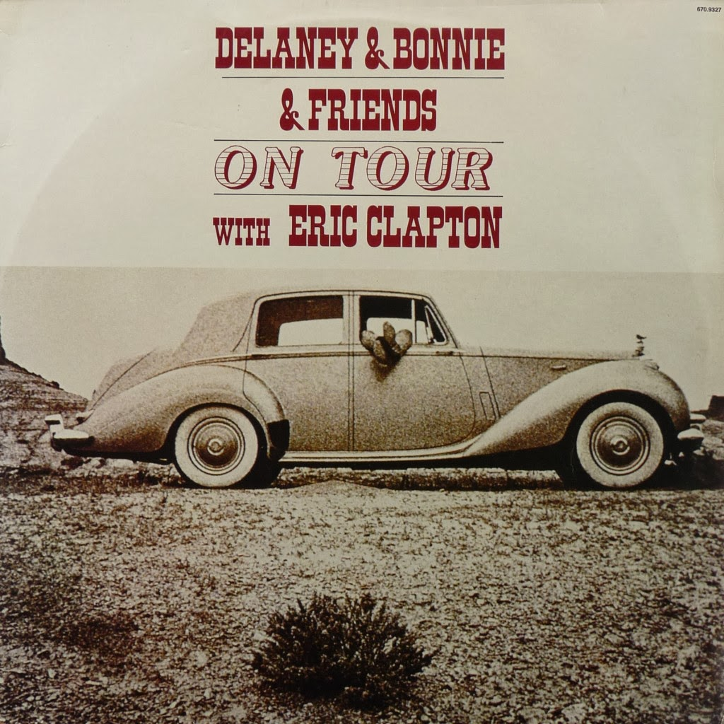 glam racket delaney and bonnie and friends on tour with eric clapton. Black Bedroom Furniture Sets. Home Design Ideas