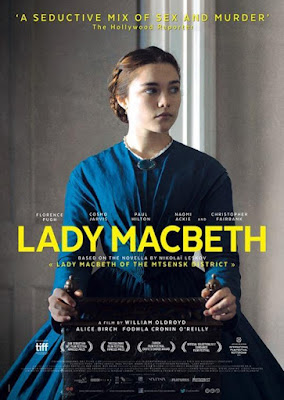 Lady Macbeth 2016 DVD R2 PAL Spanish