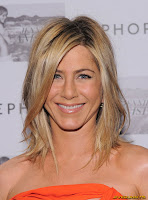 Jennifer Aniston Launch of her parfum at Sephara Store