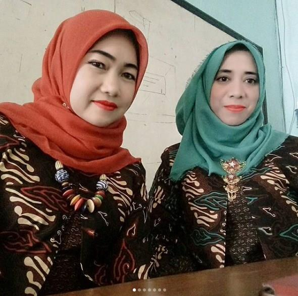 Daily Update Model Seragam Batik Guru 2018