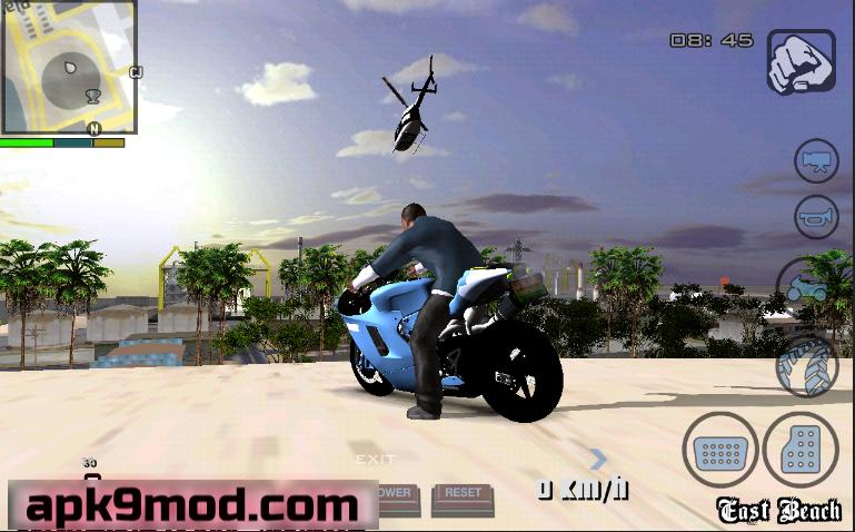 Download GTA SA Lite HD MOD APK Terbaru