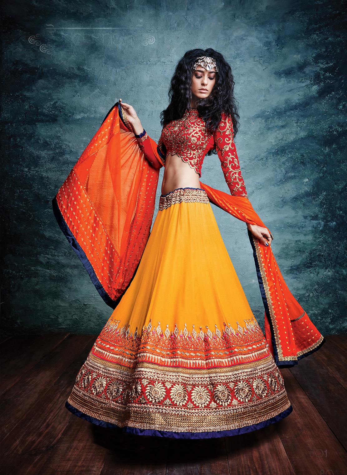 Shringar – Heavy Wedding Wear And Stylish Lehenga Choli Exporter
