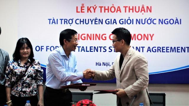 Chuyên gia nước ngoài đến Việt Nam để... thử thách bản thân
