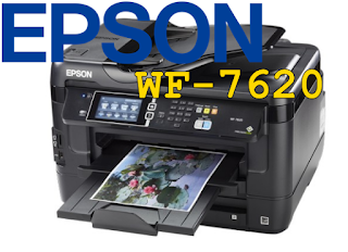 Epson WF-7620 Driver Download For Mac and Windows