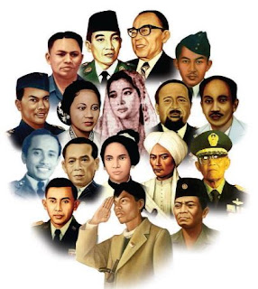 Gambar Pahlawan DP Ucapan Selamat Hari Pahlawan 10 Nopember