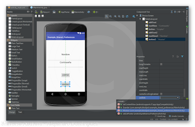 Android Studio - Shared Preferences