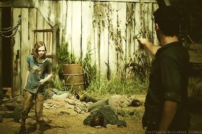The Walking Dead 2x07: Muore la speranza ... diteci la vostra !!!