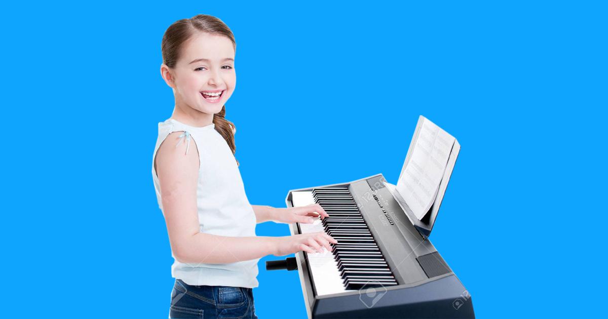 có nên cho trẻ học đàn organ