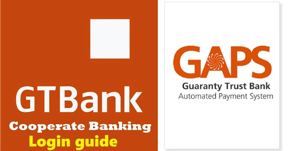 ibank GTBank Login | GTBANK Corporate Internet Banking Online ...