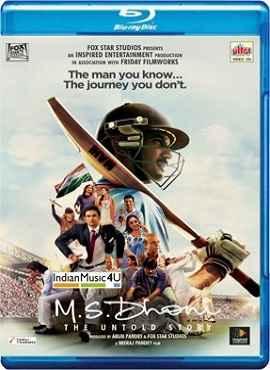 M. S. Dhoni (2016) Hindi 720p Blu-Ray 1.6GB