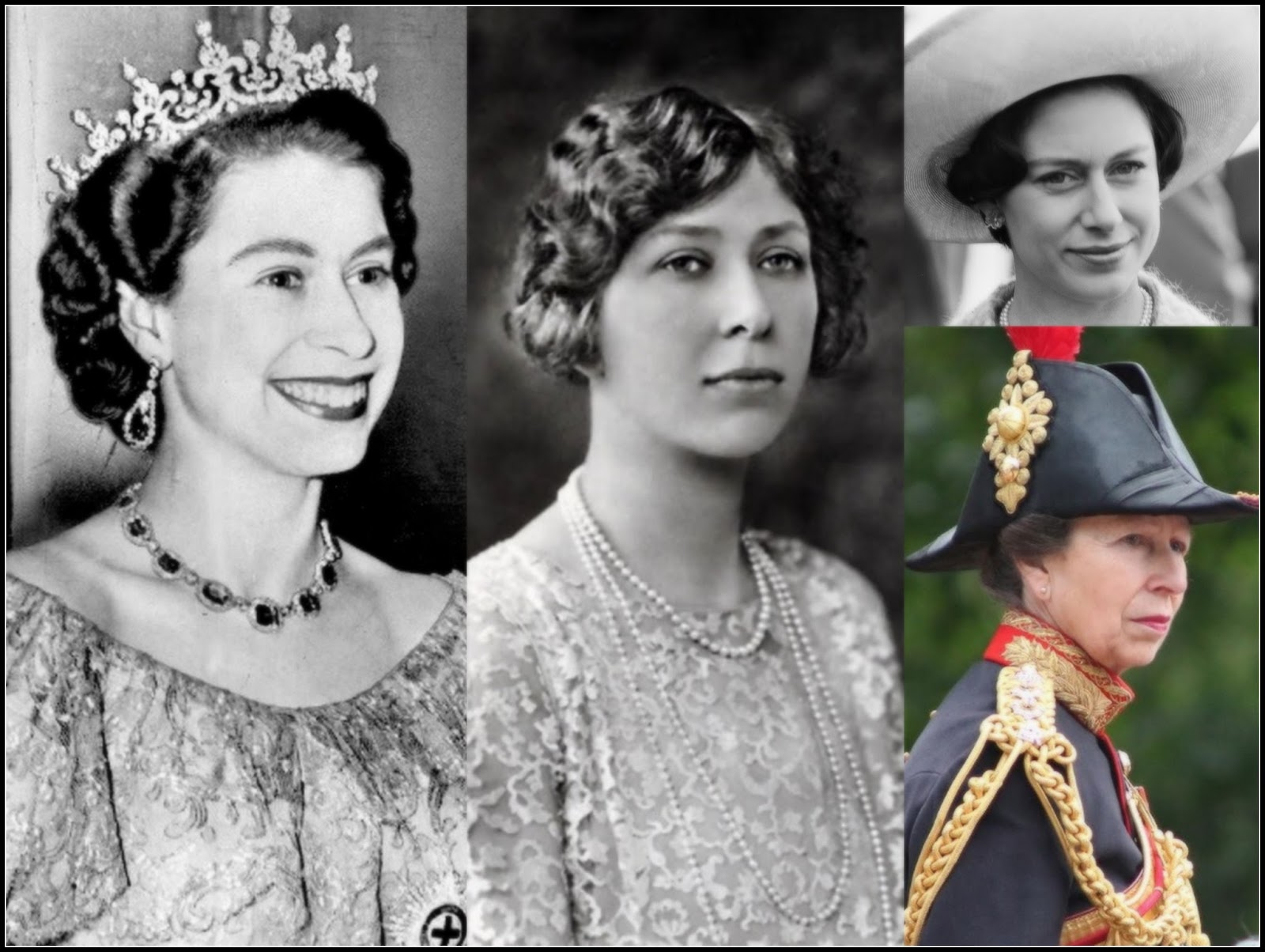 Queens Of England The House Of Windsor At 100 Daughters