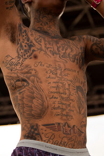 Fans De Wiz Khalifa Tatuajes De Wiz Khalifa
