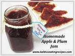 Apple PlumHomemade Jam