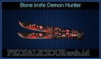 Bone Knife Demon Hunter
