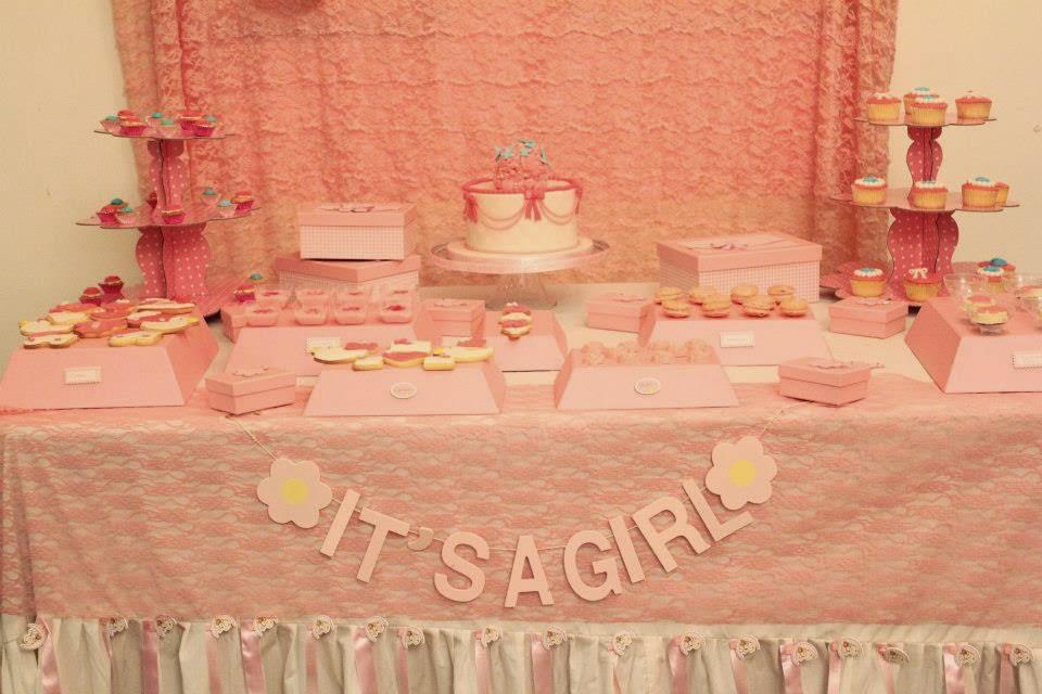 baby shower girl presents