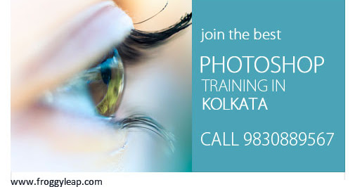 Avail high quality Photoshop Training in Kolkata
