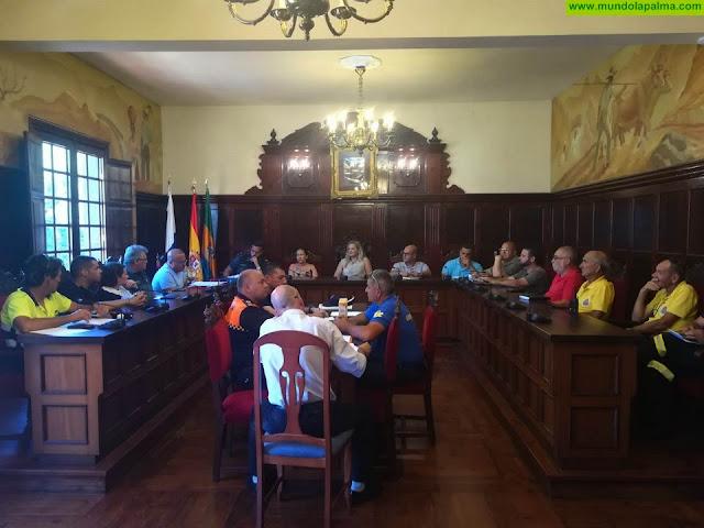 Más de 130 efectivos velarán por la seguridad de la Fiesta del Agua en Puerto Naos