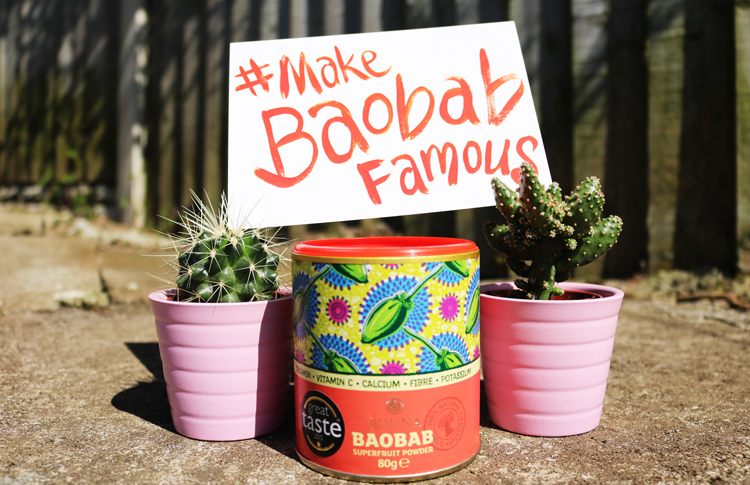 Aduna Baobab Superfruit Powder review