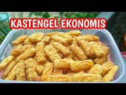 Resep Kue Kastengel Keju Ekonomis