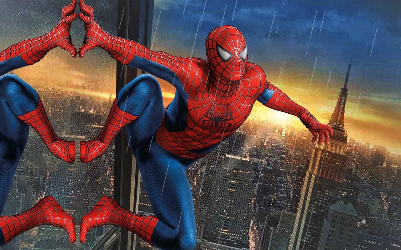 gambar spiderman 3 - photo #10