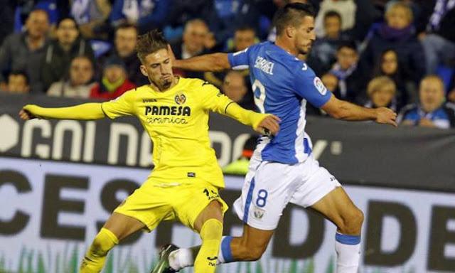 Nhận định Villarreal vs Leganes, 02h30 ngày 18/4 (Vòng 33 - La Liga)