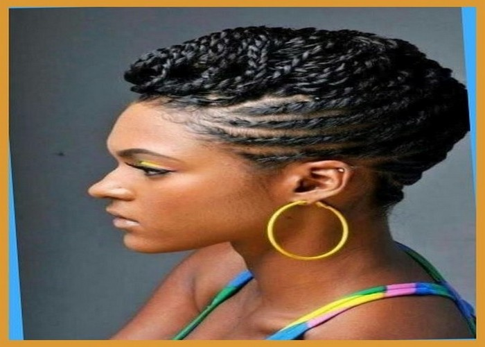 17 Awesome Nigerian braids hairstyles 2017-2018