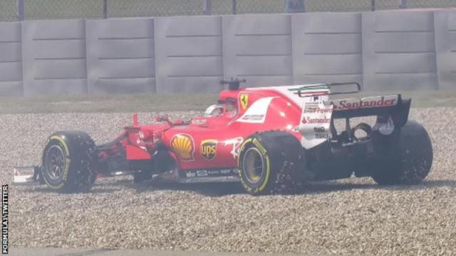 Lewis Hamilton Berada Di Puncak Latihan GP AS Saat Vettel Berjuang