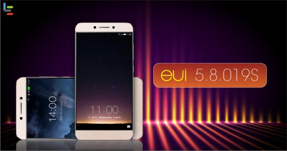 LeEco Le 2 EUI 5 8 019S Update brings VoLTE for Jio, Changes