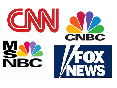 CNBC US / Fox News Channel / MSNBC - NSS Frequency