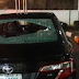See What a Former Commissioner of Police's Son Did to Someone's Car at Abuja [photos & video]